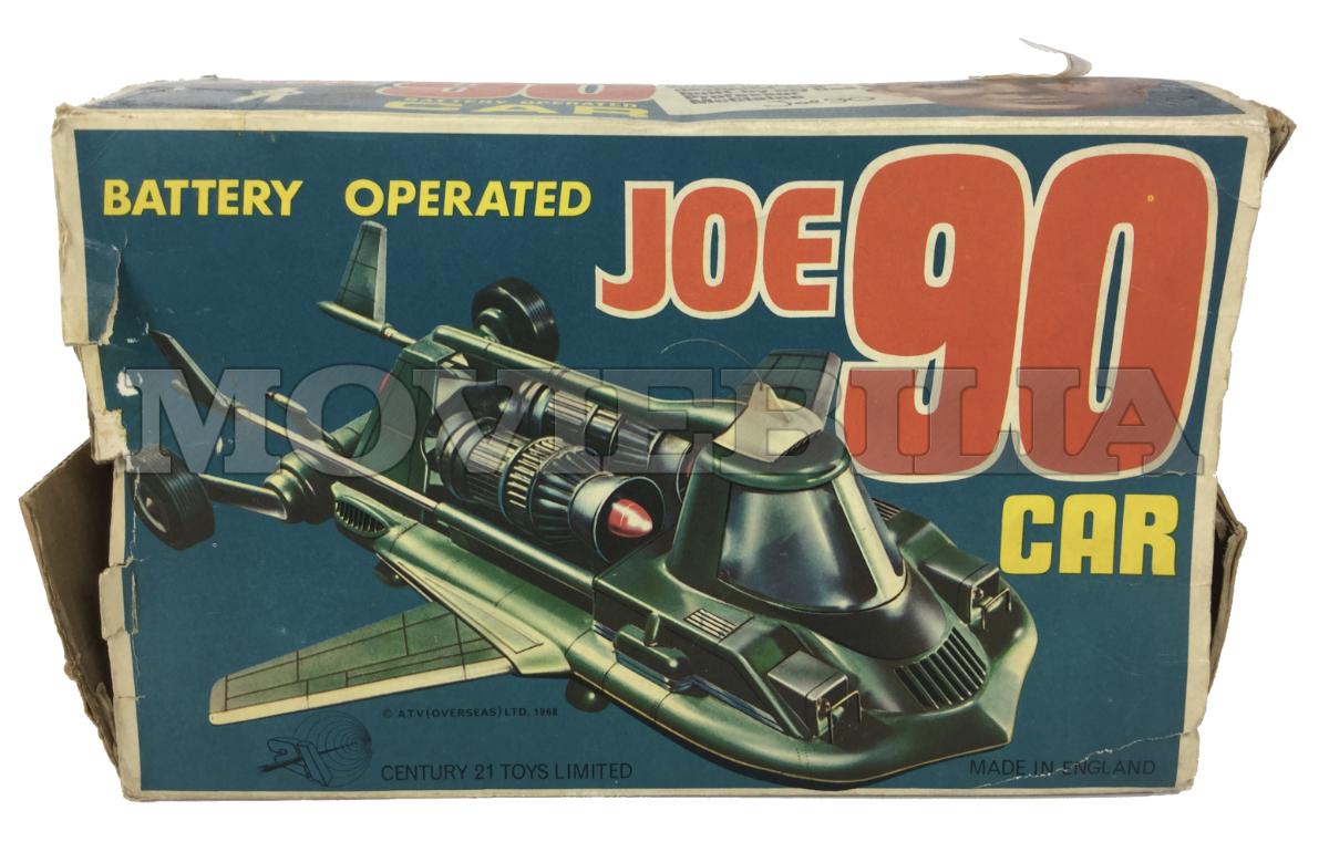 Joe 90 Jr21 Rosenthal Battery Operated Mac S Jet Car