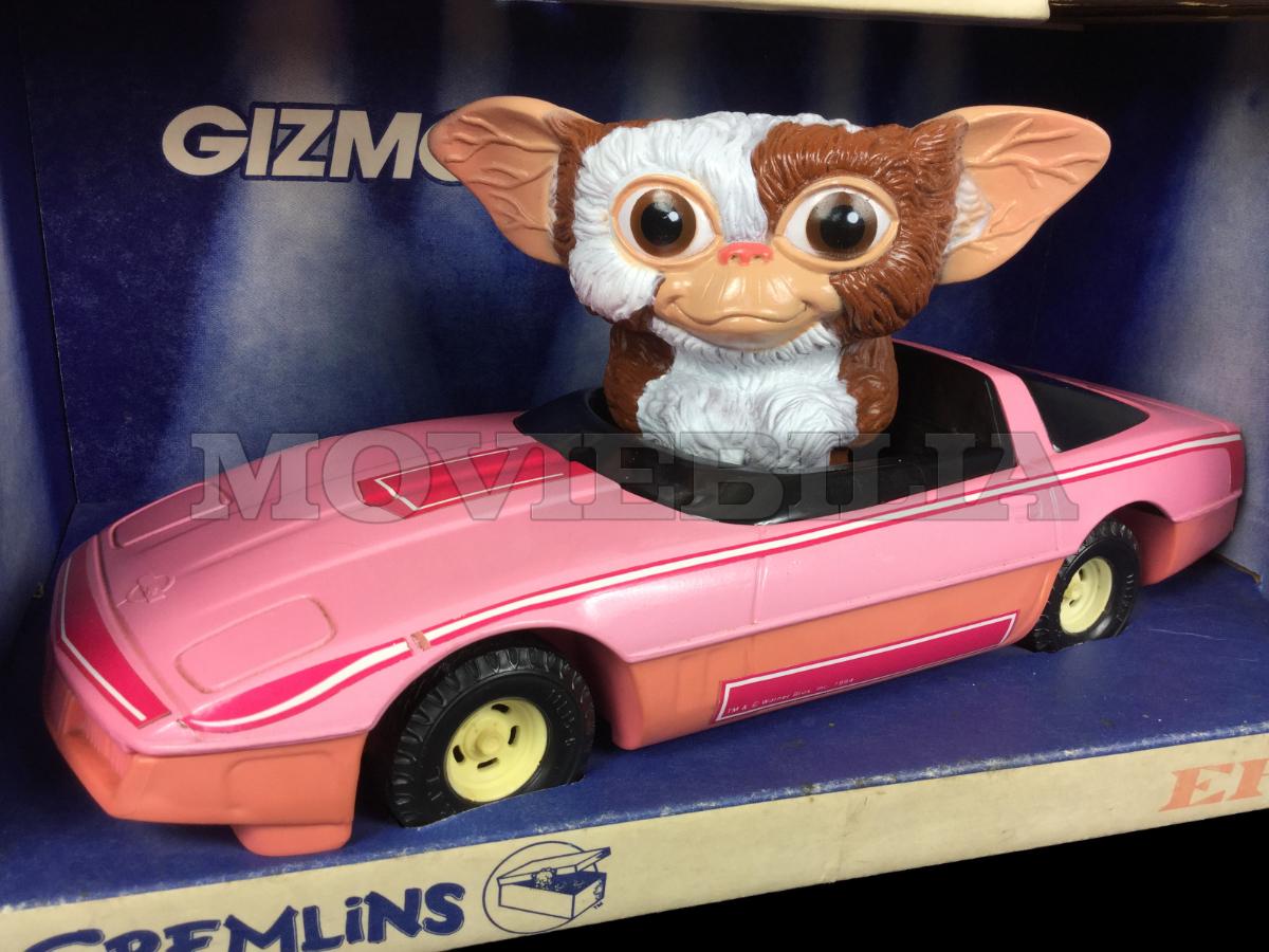 Car Back Support >> GREMLINS GIZMO CAR | Moviebilia