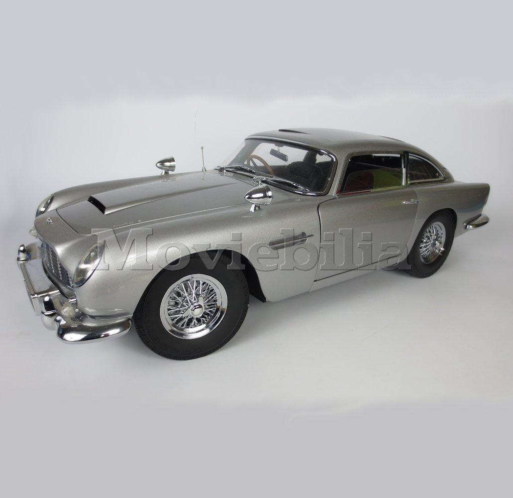 JAMES BOND 007 'Build Your Own' Eaglemoss 1:8 scale Aston ...