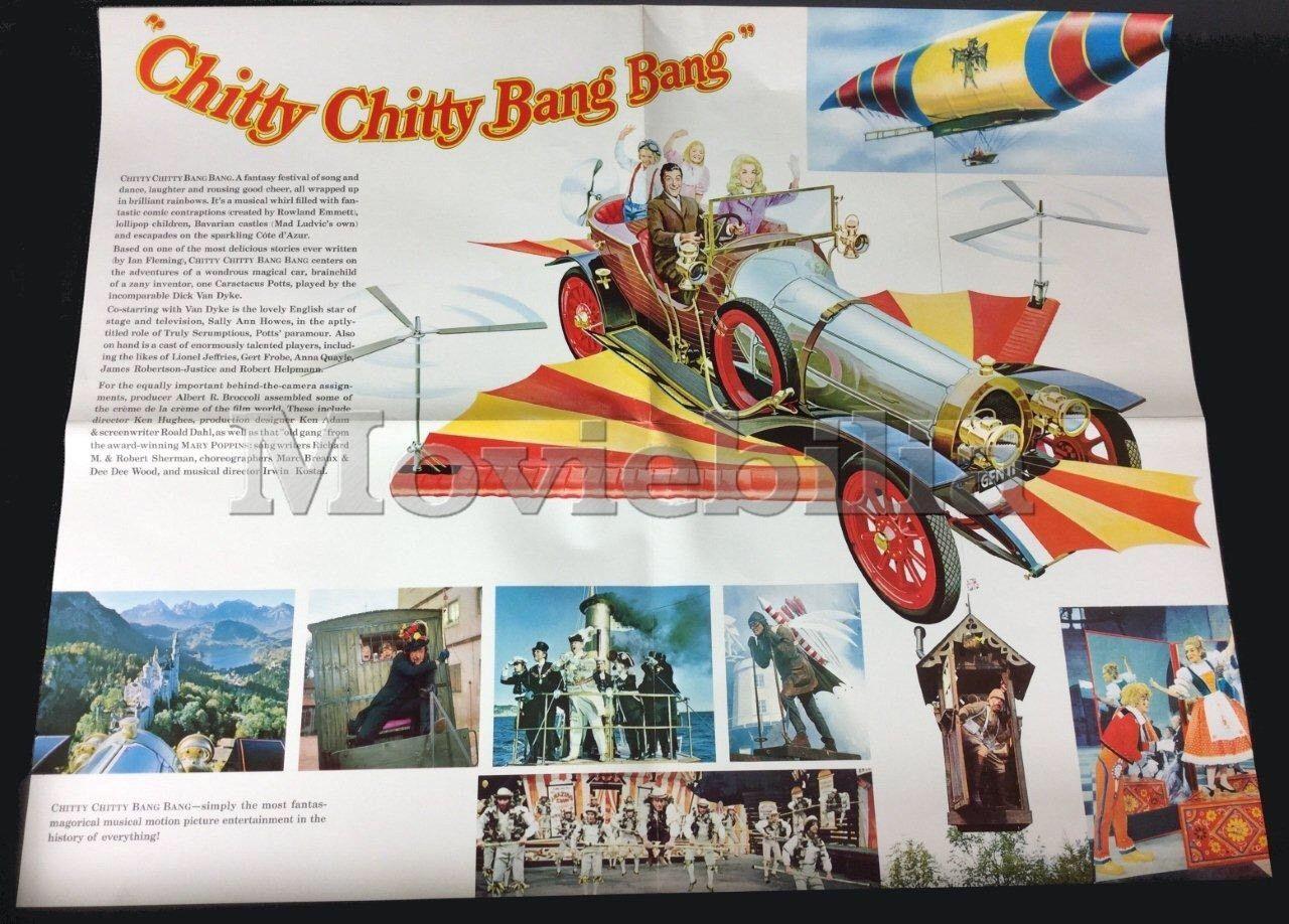 Chitty Chitty Bang Bang : A BBC Radio full